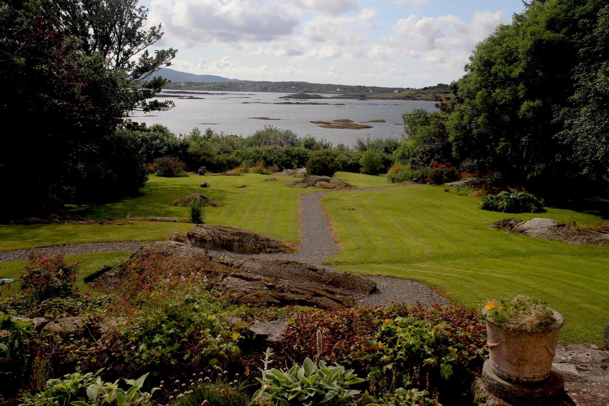 Zetland Country House Hotel and Gardens Walk - Visit Galway