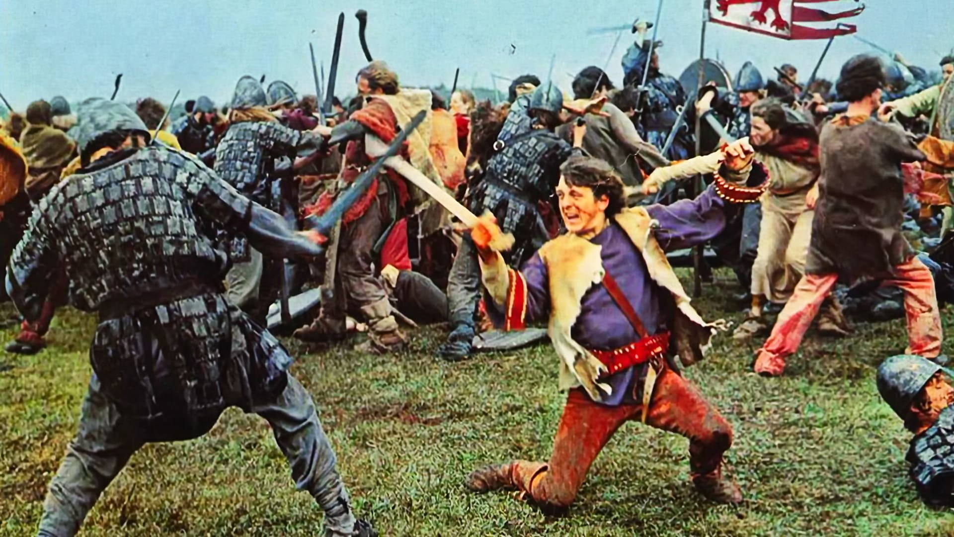 Alfred The Great Film Fight Scene - Visit Galway