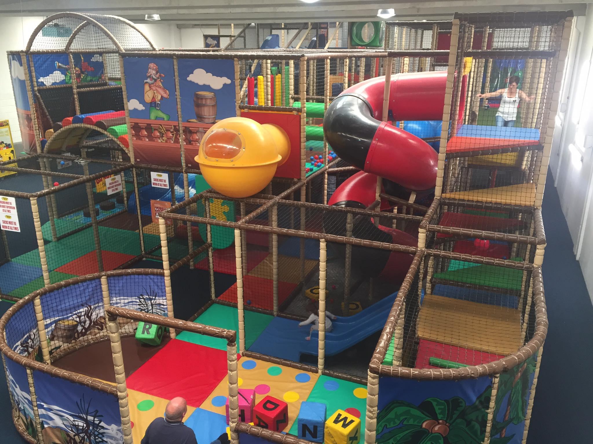 Treasure Island Kids Zone - Visit Galway